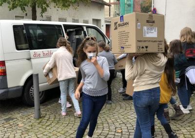 Maria Ward Realschule Schrobenhausen Herbsttransport 2021 Bild 8